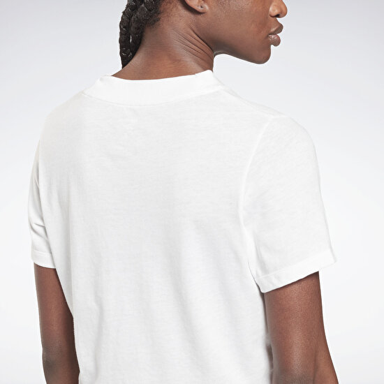 Picture of Reebok Identity Cropped T-Shirt