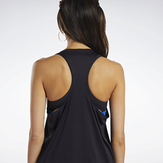 Picture of Workout Ready Mesh Panel Tank Top