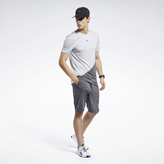 Picture of Workout Ready Melange Tee