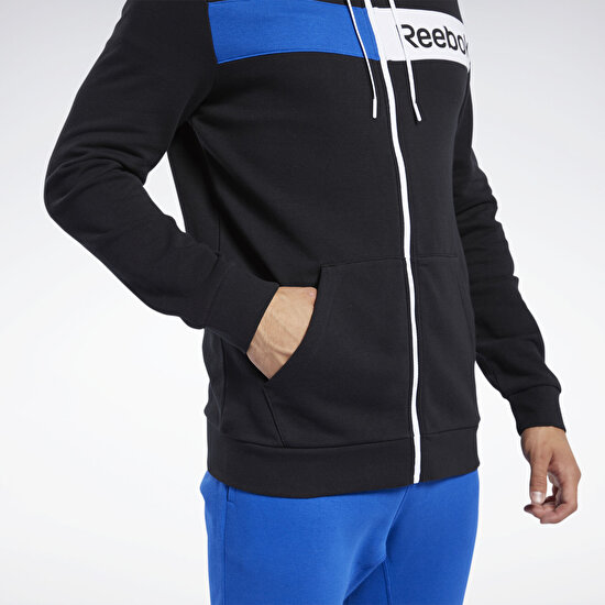 Picture of Training Essentials Linear Logo Hoodie