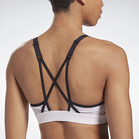 Picture of Run Essentials Lux Padded Racer Bra