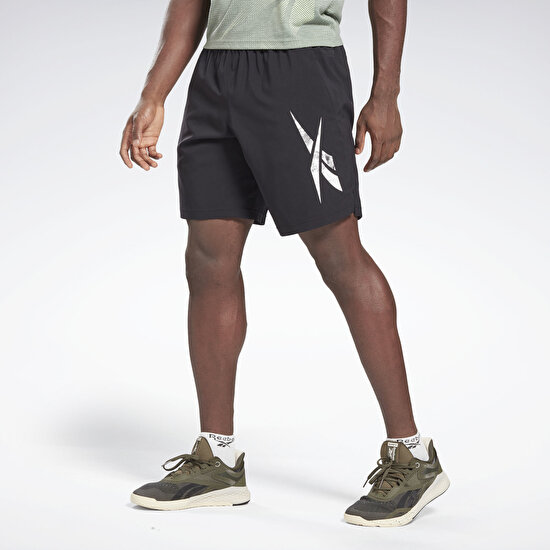 Picture of Workout Ready Graphic Shorts