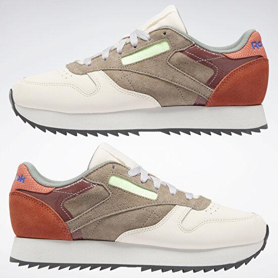תמונה של Classic Leather Ripple נעלי