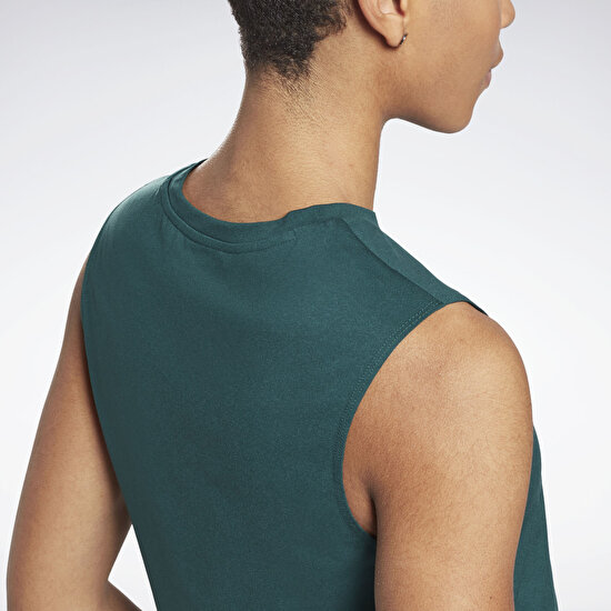 Picture of Vector Cotton Crop Tank Top