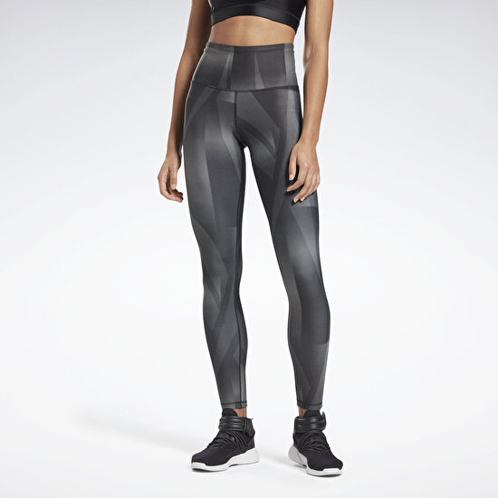 Picture of Lux Bold High-Rise Vector Block Tights