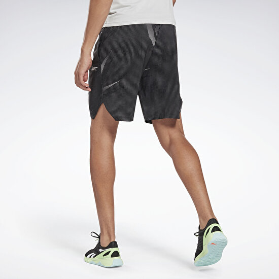 Picture of Workout Ready Allover Print Shorts