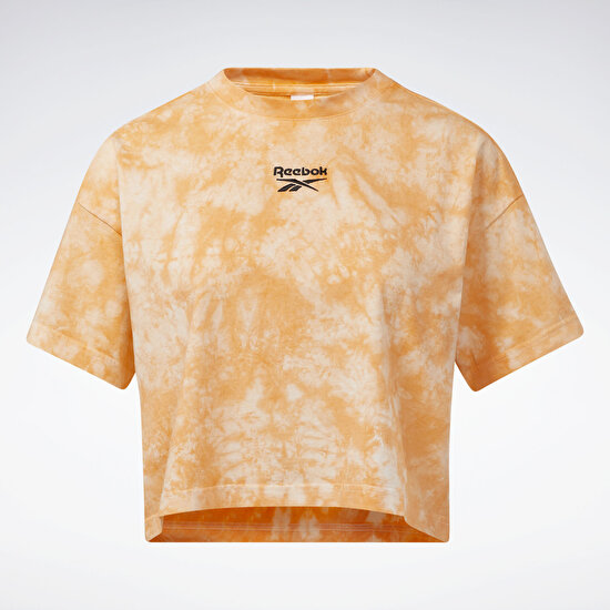 Picture of Classics Cloud-Dye Cropped T-Shirt