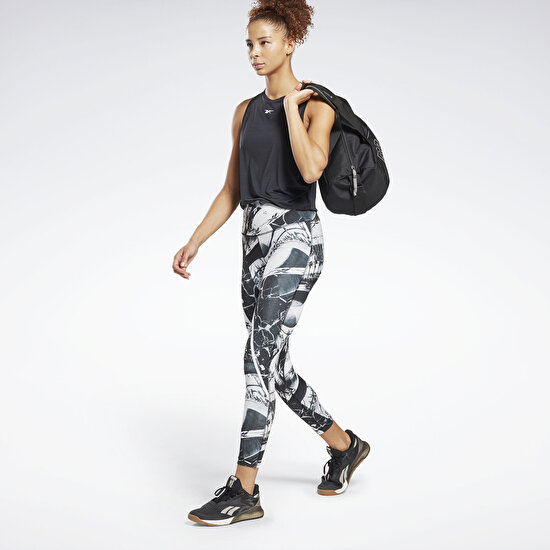 Picture of Workout Ready Printed Leggings
