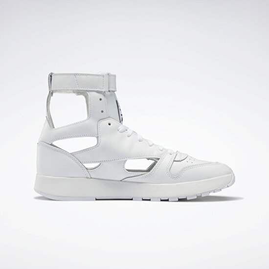 Picture of Maison Margiela Classic Leather Tabi High Shoes