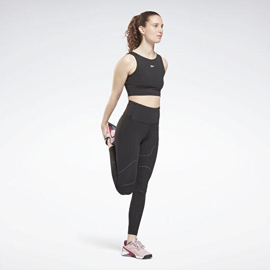 תמונה של Lux Perform High Rise Perforated Leggings