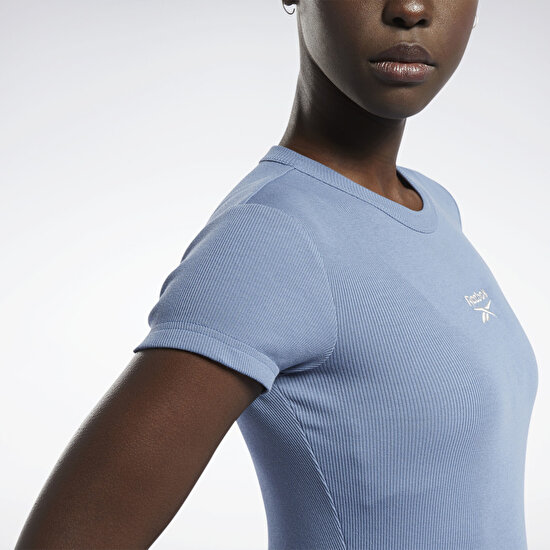 Picture of Classics Ribbed T-Shirt
