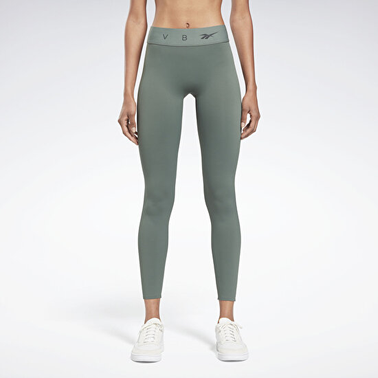 Picture of Victoria Beckham Logo Tights