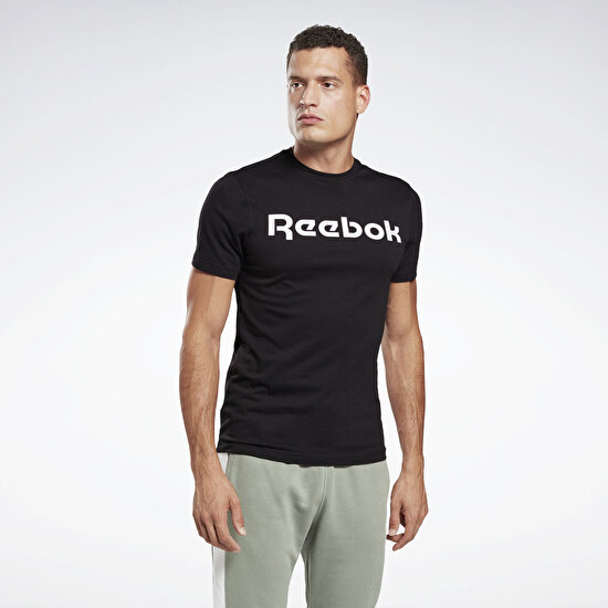 Picture of Graphic Series Linear Logo Tee