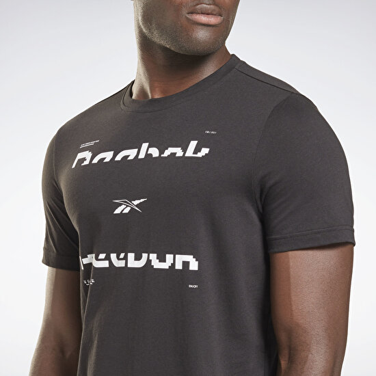 Picture of Tech Style 60/40 Graphic T-Shirt