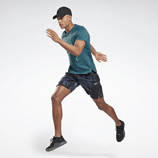 תמונה של Epic Lightweight Printed מכנסי אימון קצרים