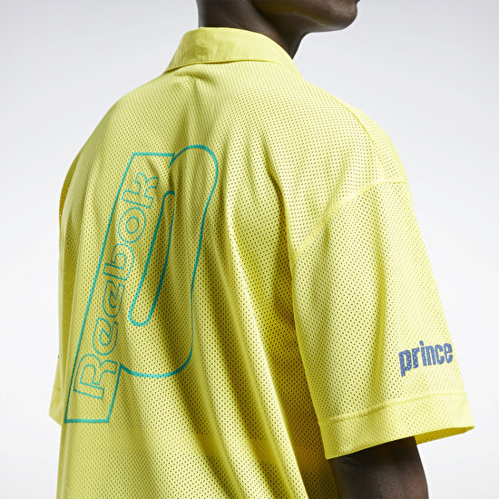 Picture of Prince Reebok Polo Shirt
