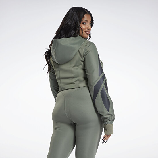Picture of Cardi B Corset Hoodie (Plus Size)