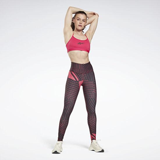 Picture of Reebok Lux Skinny Strap Sports Bra