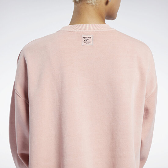 Picture of Reebok Classics Natural Dye Fleece Sweatshirt