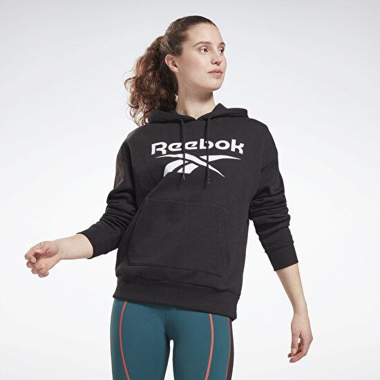 תמונה של Reebok Identity Logo Fleece Pullover קפוצ׳ון