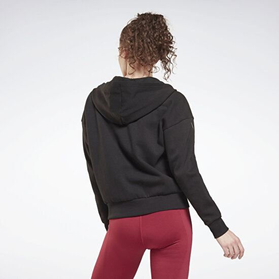 Picture of Piping Zip-Up Hoodie